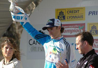 Alejandro Valverde Best Young Rider
