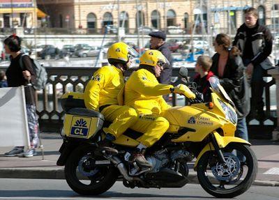 Time gap moto