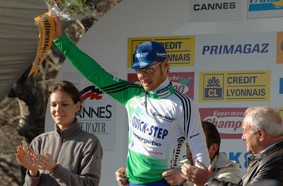 Tom Boonen best sprinter