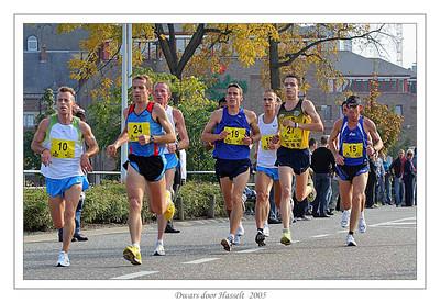 Dwars door Hasselt 09/10/05