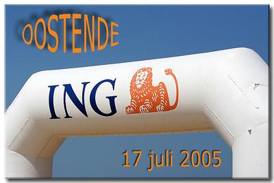 ING RUN @ Oostende  17/07/05