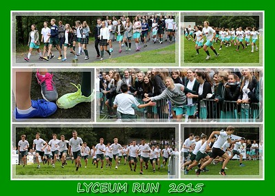 OLV Genk Lyceum Run 25/09/2015