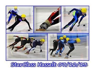 StarClass @ Hasselt 07/12/13