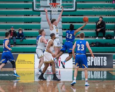 Basketball - UofA Bears vs UofL Pronghorns