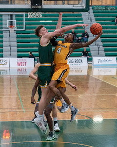 Basketball - UofA Bears vs UofM Bisons