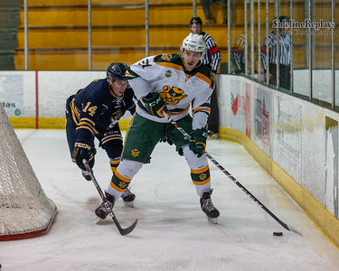 Hockey - UofA Golden Bears vs UofL Pronghorns