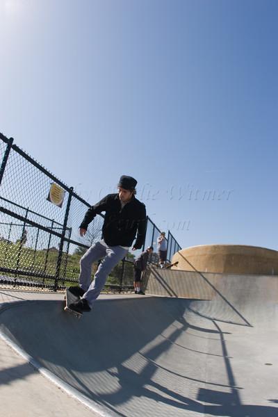 04-10-2008 Skate Park Shots at Mike Fox Skate park