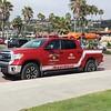 San Diego Lifeguard Toyota Tundra