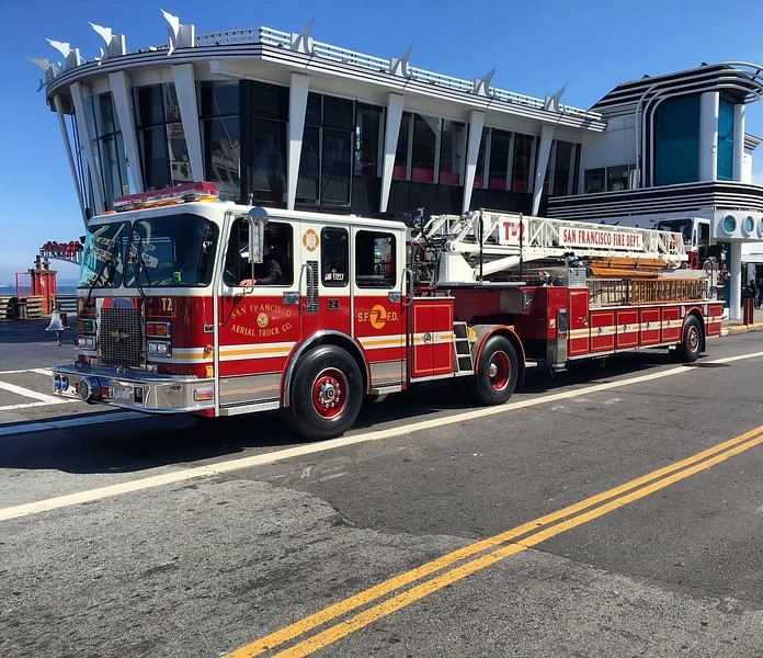 San Francisco T2 Spartan LTI 100ft tiller