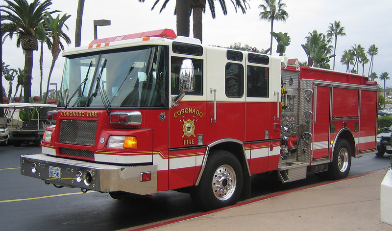 Coronado, CA E36 Pierce Quantum