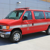 LA City FD Metro Ford Van #05236