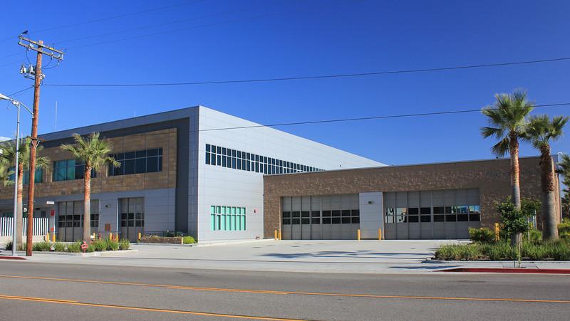 LA City FD Station 4