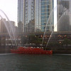 Chicago Fire Boat - by Gary Krautmann