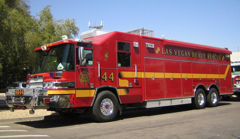 Las Vegas, NV HR44 2008 Pierce Quantum