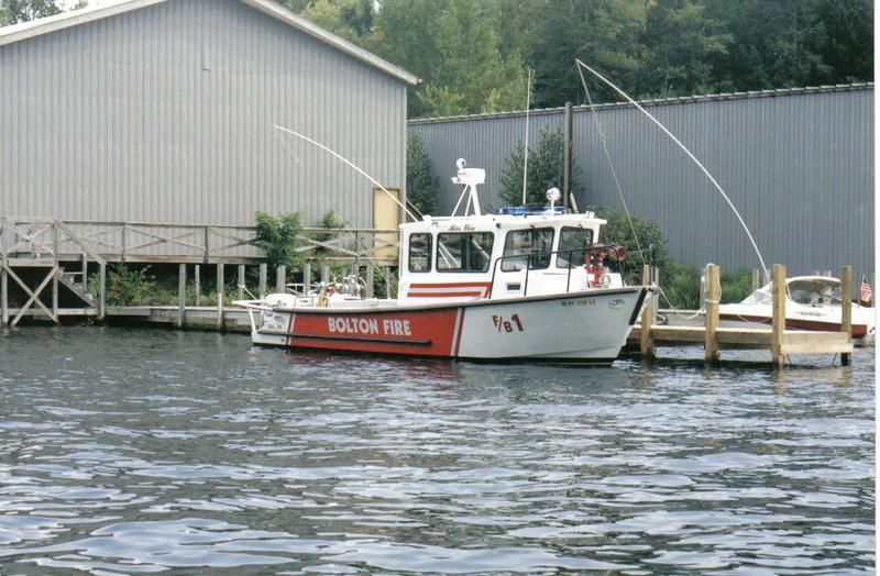 Bolton Landing, NY FB36 2000 Winninghoff  1500gpm