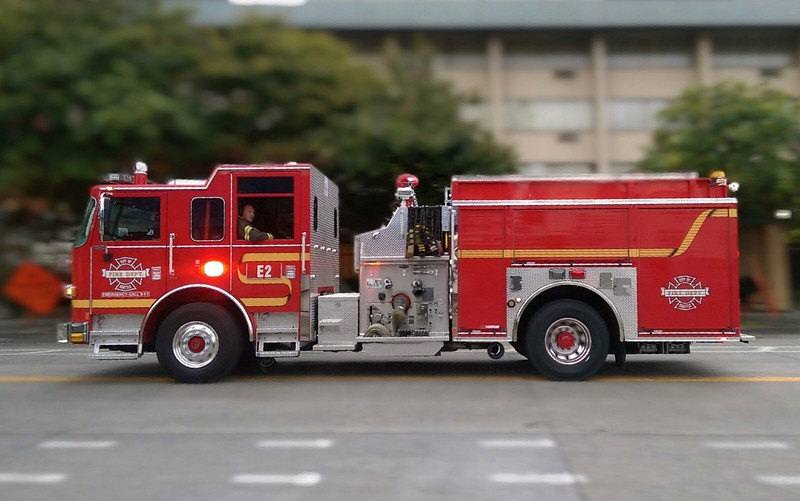 Seattle Engine 2 Pierce