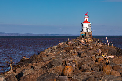 Superior Entry Lighthouse