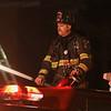 Late Thursday night 3 alarm fire at the SeaWalk Apartments and Laundry on Ashworth Ave, Hampton Beach, NH on 4-5-2018.  Matt Parker Photos