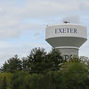Exeter water tank on  Sunday 5-20-2018.  Matt Parker Photos
