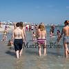 """Go Topless Day"" on Sunday 8-26-2018 at Hampton Beach, NH.  Matt Parker Photos"