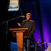 The Music Hall Writers on a New England Stage present internationally bestselling author Lee Child with his new Jack Reacher novel Past Tense on Tuesday 11-6-2018, Portsmouth, NH.  Matt Parker Photos