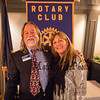 Dave and Katharine Longo, The Rotary Club of Hampton presents the 2019 Distinguished Citizen of the Year to Michael McMahon on Thursday 11-14-2019 @ The Galley Hatch, Hampton NH.  Matt Parker Photos