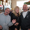 On Sunday, Wesley Pratt, one of the Seacoasts favorite and longtime  Meat Cutter/Butcher of Joe's Meat Shoppe is surrounded by employees, customers and friends in celebration of his retirement after 20 years at Joes' Meat Shoppe on Sunday 2-23-2020 @ North Hampton, NH.  Matt Parker Photos