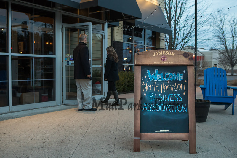 The Barley House Restaurant & Tavern hosted the North Hampton Business Association Annual Meeting, Tuesday, February 4, 2020 at the Barley House Restaurant, North Hampton, NH.  Matt Parker Photos