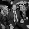 Kathy Rush, NH Governor Chris Sununu and Joan Tierney at the North Hampton Business Association Annual Meeting, Tuesday, February 4, 2020 at the Barley House Restaurant, North Hampton, NH.  Matt Parker Photos