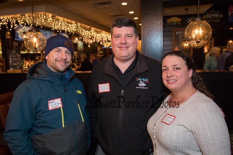 North Hampton Business Association Annual Meeting, Tuesday, February 4, 2020 at the Barley House Restaurant, North Hampton, NH.  Matt Parker Photos
