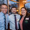 North Hampton Business Association Annual Meeting, Tuesday, February 4, 2020 at the Barley House Restaurant, North Hampton, NH.  Matt Parker Photos