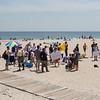 Hampton Beach opening weekend and Re-Open NH Rally on Saturday June 6th 2020.  [Matt Parker/Seacoastonline]