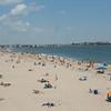 Hampton Beach opening weekend on Saturday June 6th 2020.  Matt Parker Photos