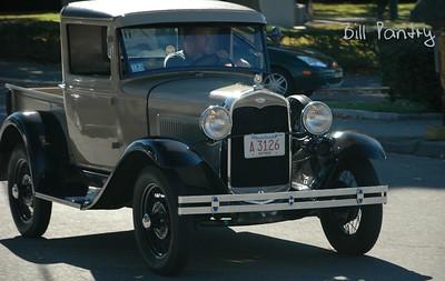 antique pickup, Marblehead, Massachusetts