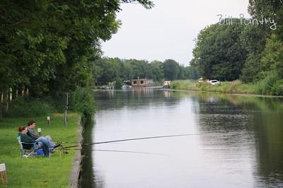mooring four, along the canal between Scheerwolde & Steenwijk