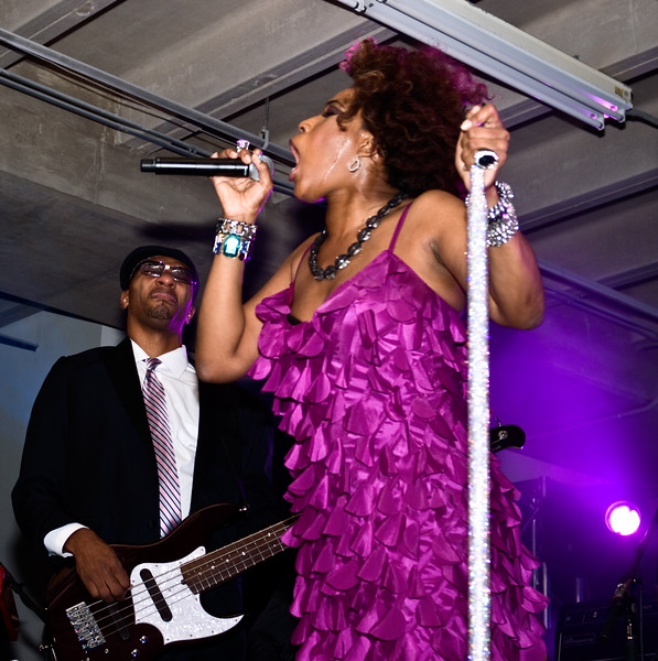 Macy Gray; Perez Hilton SXSW Party 2010.<br /> (Pentax K20D, DA 40mm lens)