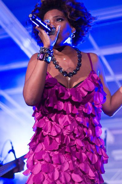 Macy Gray; Perez Hilton SXSW Party 2010.
