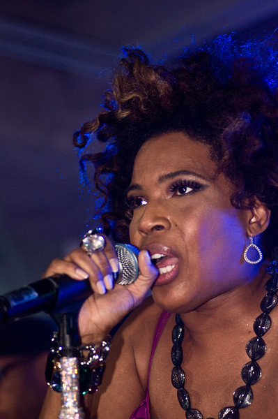 Macy Gray; Perez Hiltoon SXSW Party 2010.<br /> (Pentax K20D, DFA 100mm Macro lens)