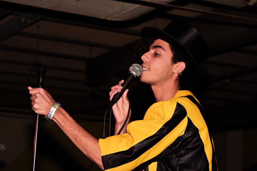 Sliimy; Perez Hilton SXSW Party 2010.<br /> (Pentax K20D, DA 70mm lens)