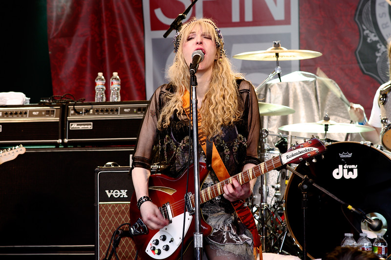 Courtney Love; SXSW 2010.<br /> (Pentax K20D, DA 70mm lens)