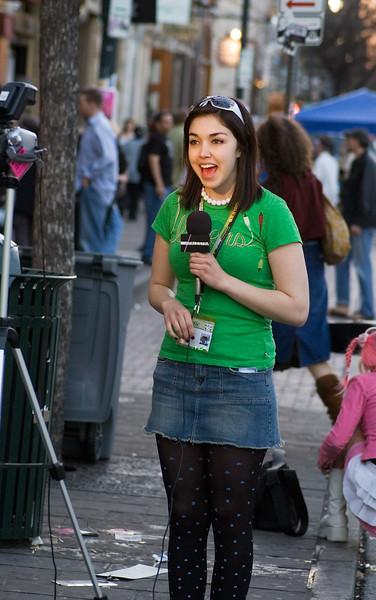 SXSW: Interviewing Oneself