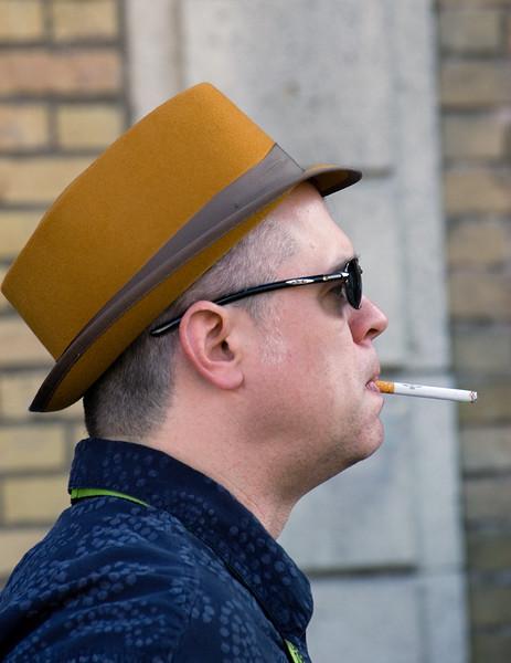 SXSW: Musicians Still Smoke