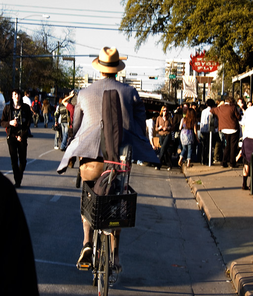 SXSW: Transportation - Efficient and ecological.