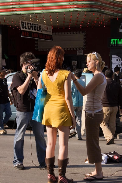 SXSW: Interviewing People on the Street