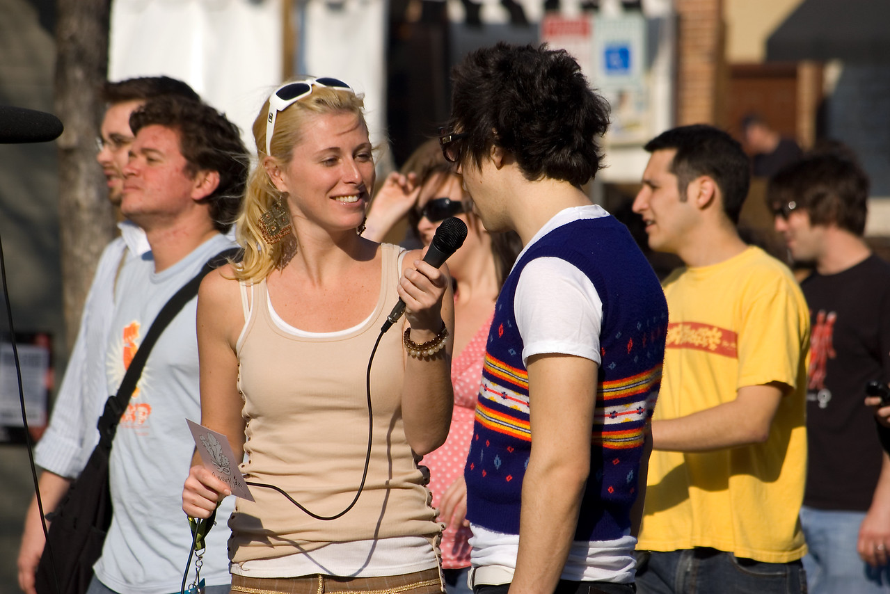 SXSW: Street Interviews