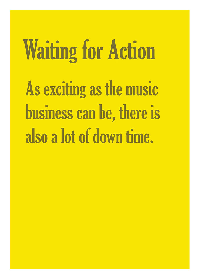 SXSW: Waiting for Action