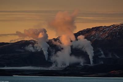 Nesjavellir Geothermal Plant