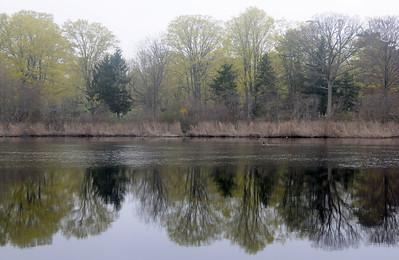 Along the Charles River, Waltham, Massachusetts