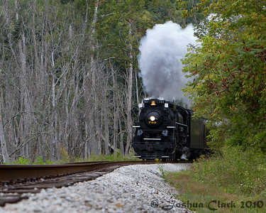Nickel Plate Road 2-8-4 Berkshire No.765Brecksville Reservation, Ohio