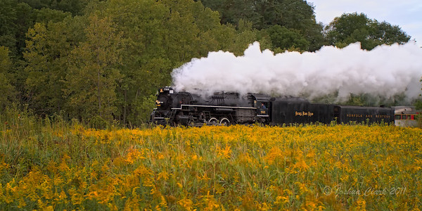 Nickel Plate Road 2-8-4 Berkshire No.765